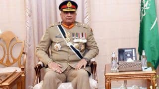 Pakistan Army Chief Discusses Kashmir Issue With Chinese General