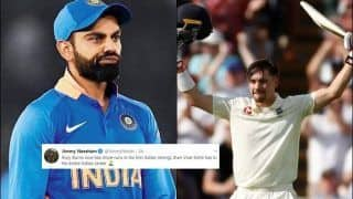 Jimmy Neesham TROLLED For Taking Dig at Virat Kohli by Comparing His Ashes Career to Rory Burns | SEE POSTS