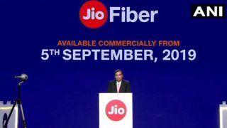 रिलायंस Jio Giga Fiber अगले महीने इस दिन होगा लॉन्च, महज 700 रुपए में घर में महीनेभर चलेगा इंटरनेट