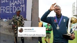 Prophetic Jofra Archer's Fake Tweet on Article 370 is Viral on Internet as Central Government Scraps Law From Jammu And Kashmir | SEE POST