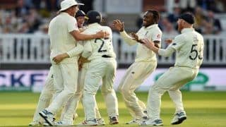 Ashes 2nd Test Report: Australia Hold on a Draw Despite Ben Stokes, Jofra Archer's Heroics at Lord's, Stay 1-0 up vs England