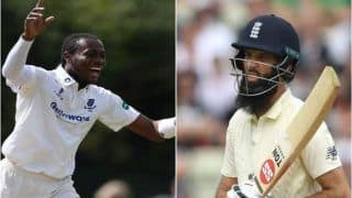 Ashes 2019: Jofra Archer Set For Test Debut, Jack Leach Replaces Moeen Ali as England Announce 12-Man Squad For 2nd Match Versus Australia