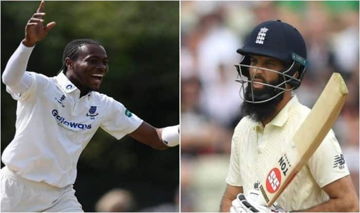 Jofra Archer Moeen Ali England Squad For Ashes Test Ashes