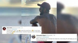 KL Rahul Unnecessarily TROLLED After he Shares Picture by The Sea Ahead of Test Series vs West Indies | SEE POSTS