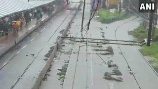 Mumbai Rain: महाराष्ट्र में भारी बारिश का कहर, मुंबई में लोकल ट्रेनें ठप, त्र्यंबकेश्वर मंदिर में भी घुसा पानी