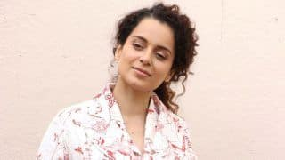 Kangana Ranaut Says it Feels Good When People Practice Swachh Bharat