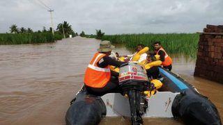 दक्षिण और पश्चिम भारत में जल-प्रलय, बाढ़ और बारिश से अब तक 183 लोगों की गई जान