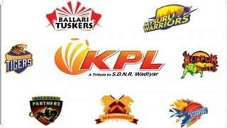 Dream11 Team Hubli Tigers vs Shivamogga Lions Karnataka Premier League 2019 - Cricket Prediction Tips For Today's KPL T20 Match 3 HT vs SL at M.Chinnaswamy Stadium, Bengaluru