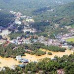 South West Monsoon Weakens in Kerala as Death Toll Climbs to 111