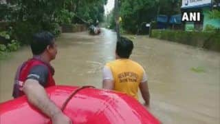 Two Killed, Over 2,600 Evacuated From Flood-hit Districts Following Heavy Rainfall in Kerala