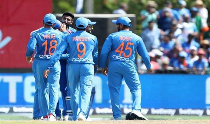 Live India vs West Indies Live Cricket Score and Updates, IND vs WI