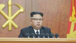 Kim Jong-un Makes First Public Appearance in Weeks