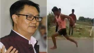 19-Year-Old Barefoot Indian Sprinter Sets Twitter Ablaze With Lightning Speed, Sports Minister Kiren Rijiju Promises Help For Madhya Pradesh-Born Rameshwar Gurjar | WATCH VIDEO
