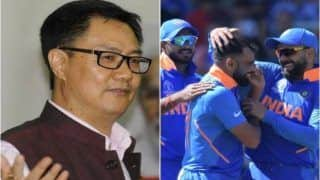 BCCI Under NADA: Sports Minister Kiren Rijiju Welcomes Move, Calls it 'Major Positive Turn'