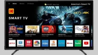 Amazon Freedom Sale: Kodak LED TV will be available at starting price of Rs 8,499