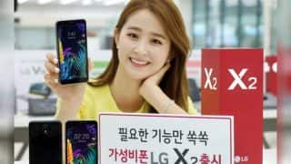 LG X2 aka LG K30 (2019) with military-level durability launched: Price, features
