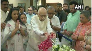 अरुण जेटली के निधन से राजनीतिक जगत में शोक की लहर, भारी मन से नेताओं ने दी श्रद्धांजलि
