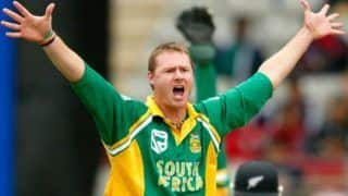 T20I: Lance Klusener Appointed South Africa Batting Coach For India Tour