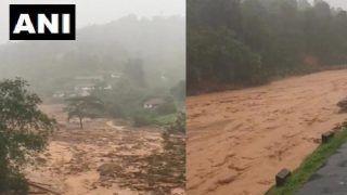 Kerala Flood: केरल के वायनाड में भूस्खलन, NDRF की टीम ने 54 लोगों को बचाया