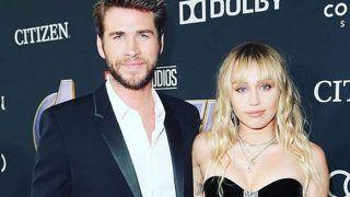 Actor Liam Hemsworth Seems Upset Post Split With Miley Cyrus