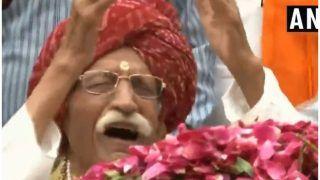 VIDEO : बेटी समान सुषमा स्वराज को श्रद्धांजलि देते समय फफक-फफक कर रो पड़े MDH मसाले वाले धर्मपाल गुलाटी