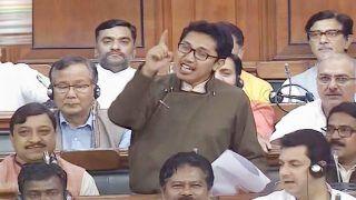 धारा 370 पर भाषण के वायरल वीडियो से मशहूर हुए भाजपा सांसद, कहा- फेसबुक पर लिमिट पूरी हुई, मत भेजें फ्रेंड-रिक्वेस्ट