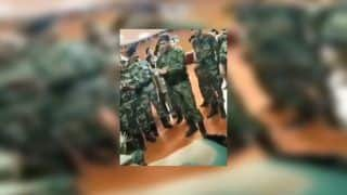 MS Dhoni Leaving Armymen in Splits in Jammu And Kashmir Military Hospital is Unmissable | WATCH VIDEO