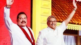 President Gotabaya Rajapaksa Names Brother Mahinda as Prime Minister of Sri Lanka
