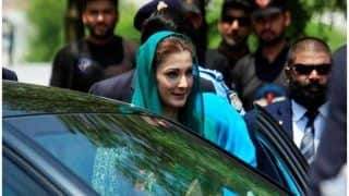 Cameras Were Installed in My Jail Cell, Bathroom: Pakistan Muslim League-Nawaz VP Maryam Nawaz