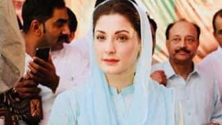 Nawaz Sharif's Daughter Maryam Arrested by Pakistan's Anti-graft Body