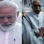 PM Modi Walks Advani Out of Crematorium After Last Rites of Sushma Swaraj