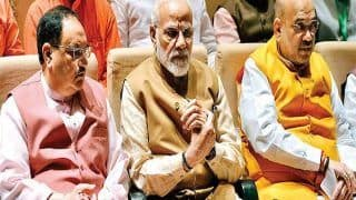 Abhyas Varga: BJP's 2-day Training Programme For Party MPs Begins; PM Modi, Shah to Attend