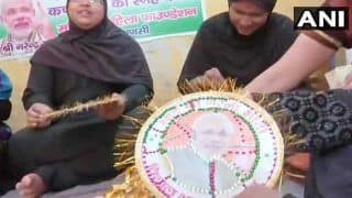 तीन तलाक कानून से खुश मुस्लिम महिलाओं ने पीएम मोदी को भेजी राखी, खफा हुए मौलाना