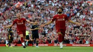Premier League 2019-20: Mohamed Salah Scores Brace as Liverpool Thrash Arsenal 3-1 to Maintain Unbeaten Streak