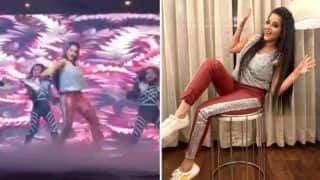 Bhojpuri Hotshot Monalisa Sets The Stage on Fire With Her Sexy Dance Moves on Nora Fatehi's Dilbar | WATCH