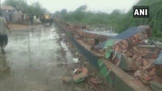 Gujarat: Eight Die After Wall Collapses Near Umiya Circle in Morbi