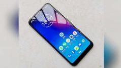 Motorola E6 Plus की लीक हुई तस्वीरों में दिखाई दिया स्मार्टफोन का डिजाइन