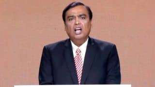Slowdown in Some Sectors of Economy is Temporary: Mukesh Ambani