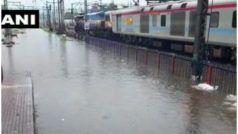 मुंबई में भारी बारिश, रेड अलर्ट जारी, दोपहर 2:30 बजे हाईटाइड की संभावना