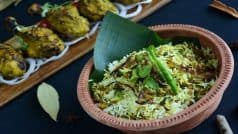 हर मिनट 95 बिरयानी मंगाते हैं भारतीय, जानें फेवरेट डिशिज, मीठे में क्या है टॉप पर?