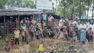 Myanmar Ready For Bangladesh to Repatriate Over 3,600 Rohingya Refugees