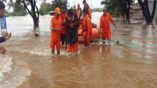 Monsoon Fury: Nearly 40,000 Trucks Stuck on NH-4, Says Maha Chief Secretary