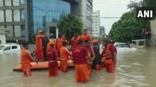 Gujarat: Heavy Rains Lead to Flash Floods in Vadodara, NDRF Begins Rescue Operation