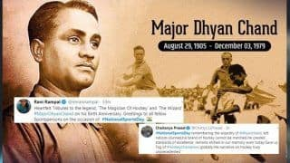 Icon & Inspiration: Nation Remembers Dhyan Chand on National Sports Day