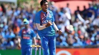 पहले मैच में ही इस खिलाड़ी के परफॉर्मेंस से खुश हुए कप्तान कोहली, जमकर की तारीफ