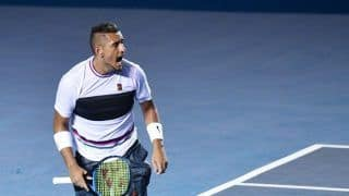 Nick Kyrgios Fined $25,000 For Cincinnati Open Outburst