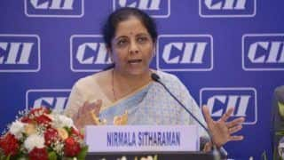 Nirmala Sitharaman to Visit Varanasi on Tuesday to Allay Economy Slowdown Fears