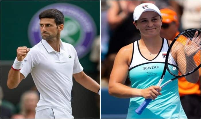 Cincinnati Masters 2019 Novak Djokovic Ashleigh Barty Richard Gasquet Djokovic Barty In Cincy Semis Djokovic Barty Advance To Cincinnati Semifinals Atp Masters 1000 Tournament Naomi Osaka Naomi Osaka Retires With Injury Osaka Injury In