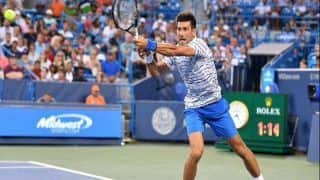 Cincinnati Masters 2019: Novak Djokovic Advances to Quarters, Roger Federer Suffers Upset Against Andrey Rublev
