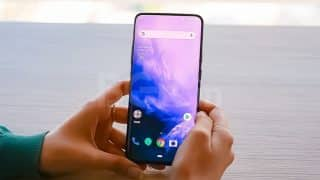 OnePlus 7 Pro beats the Pixels to receive the latest Android security patch